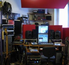 InterPlay Control Room