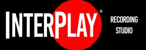 InterPlay RECORDING STUDIO Logo