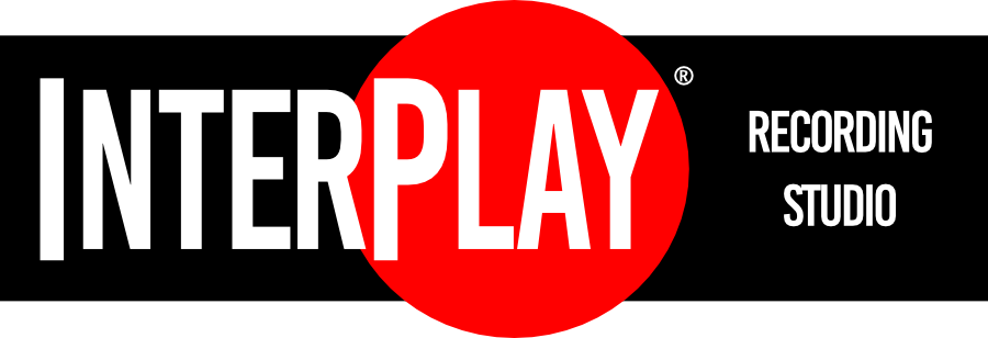 InterPlay RECORDING STUDIO Logo