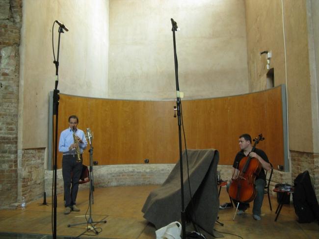 Recording G.Mimmo - D. Levin