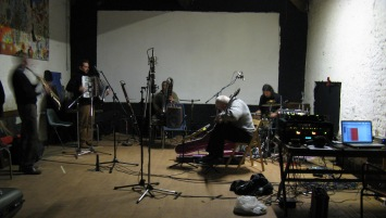 Recording G. Mimmo - J. Russel & co